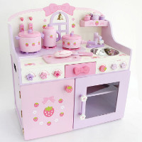 Wooden Kitchen Set from Mother garden