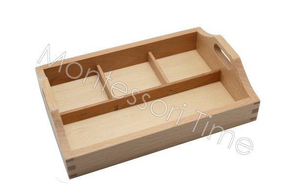3 Compartment Sorting Tray